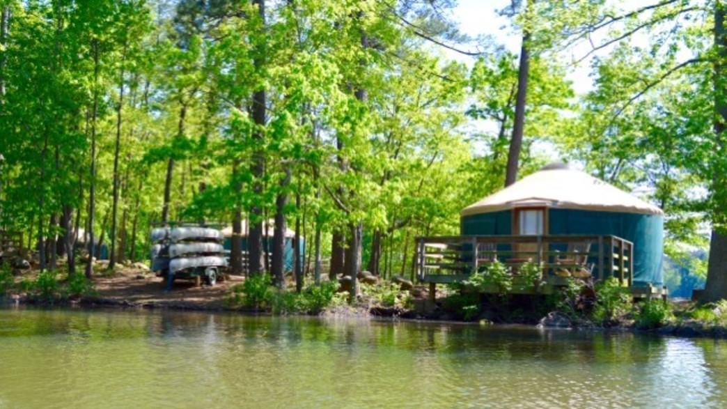 5 Georgia State Parks That Offer Yurt Camping