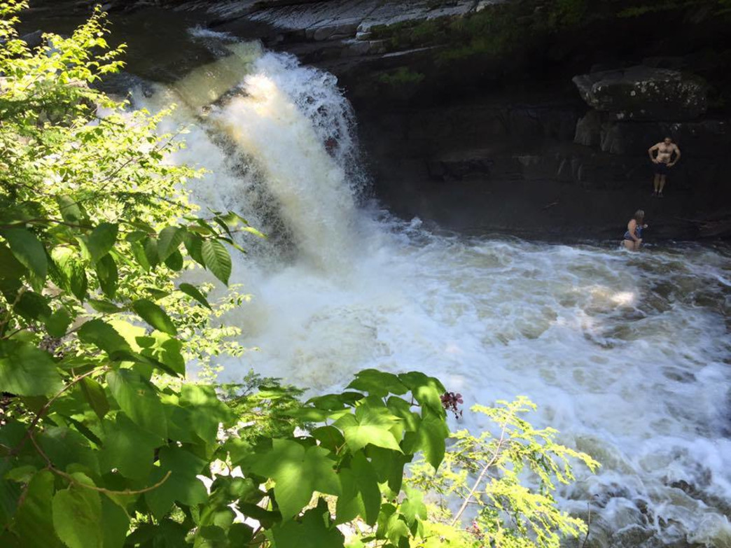 4 of the Best Swimming Holes Near Burlington