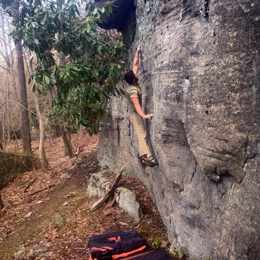Backpacking West Virginia: Best Climbing Areas In West Virginia (and We're Not