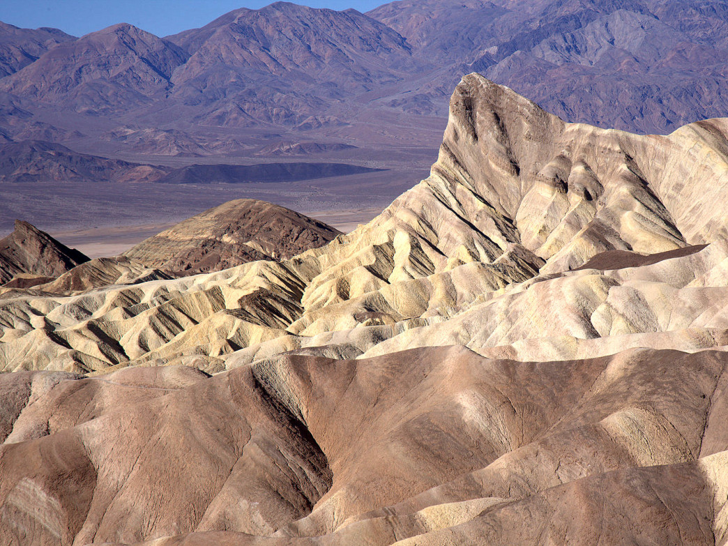 Zabriskee Point.