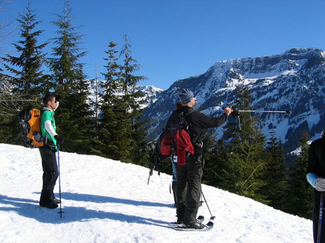 9 Perfect Places to Snowshoe Near Seattle this Winter