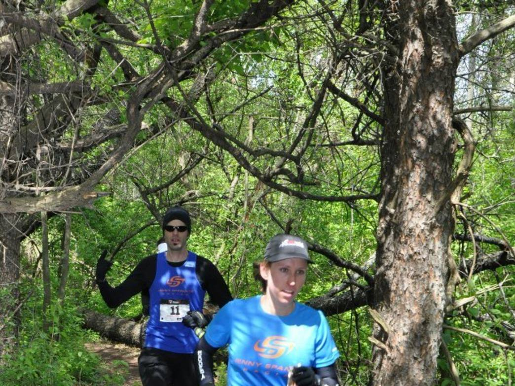 The Earth Day 50K, 15 Mile and 5 Mile is one April 18 this year.
