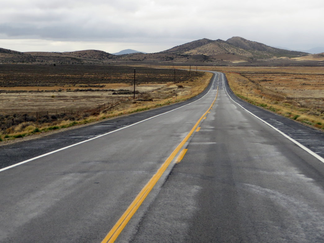 The 72-mile Rush Valley Loop gains nearly 1,800 feet and begins and ends in Tooele.