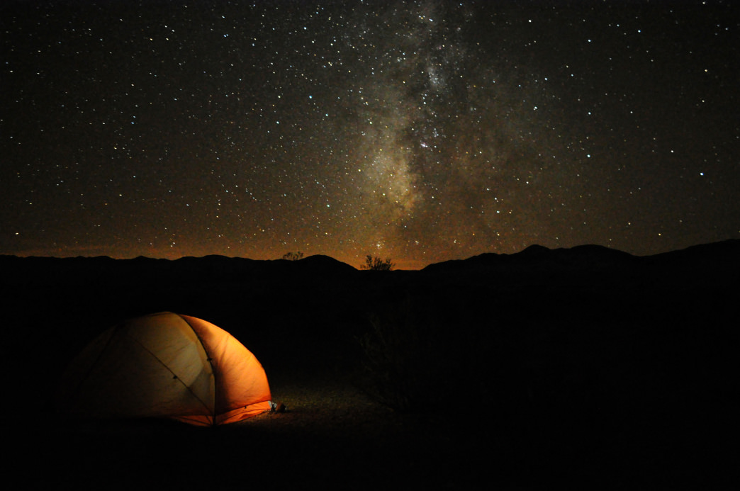 The Best Backcountry Camping Destinations In Death Valley