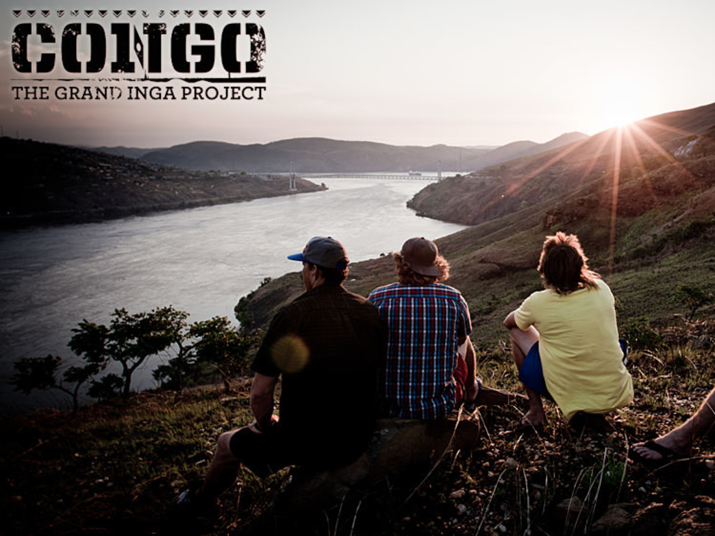 Congo Inga Project Sunset