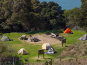 Angel Island Tents