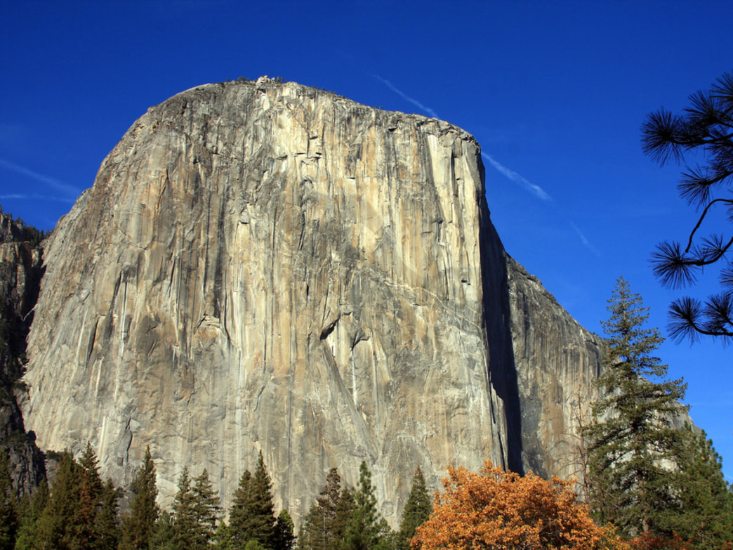 El Cap is the largest monolith in the world.
