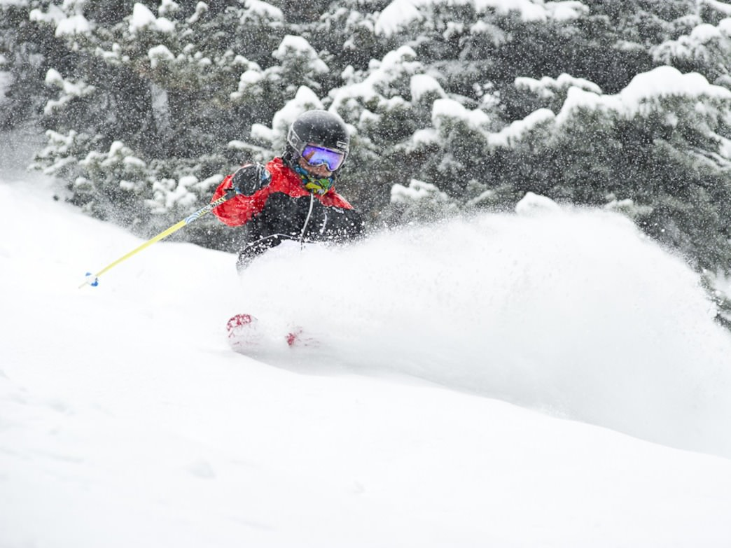 Vail has great terrain and a plethora of pass options.
