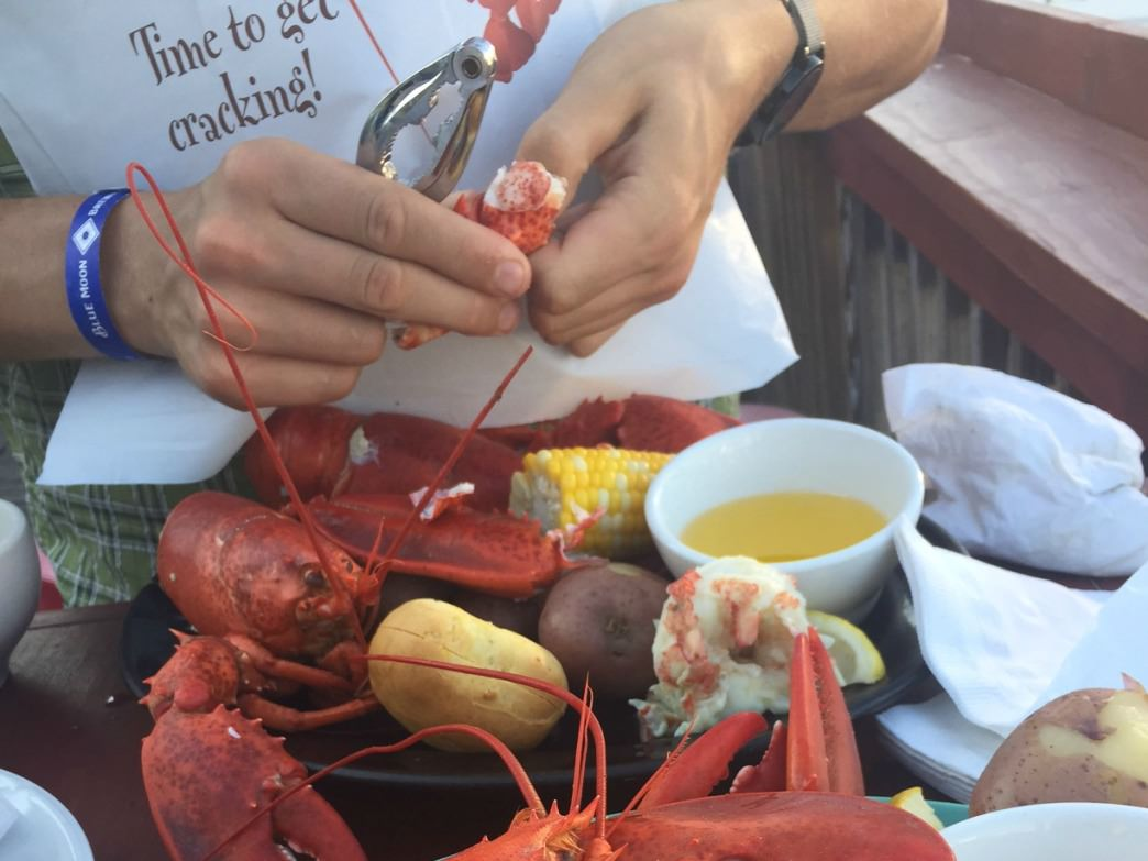 Time to get crackin' at Portland Lobster Company