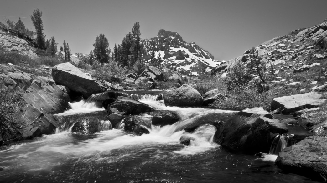If you've ever seen photos taken by Ansel Adams, you'll understand why this natural area was renamed in his honor.