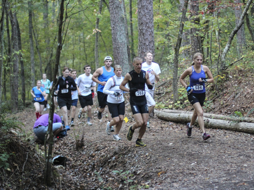 The Urban/Nature 10K is just one of the RiverRocks events to highlight Chattanooga trails.