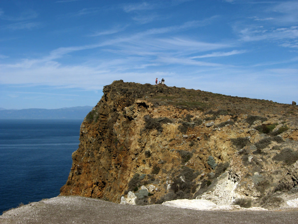 Hiking the Channel Islands National Park is one of the most unique trips in the country.