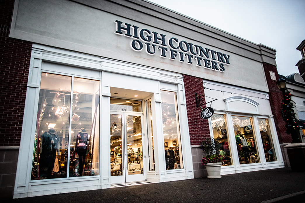 The ever-growing High Country Outfitters has three storefronts.