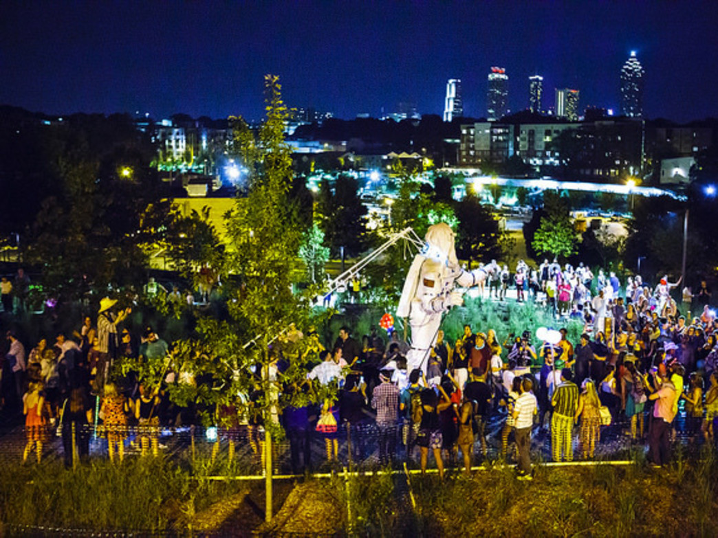 Atlanta's unique Beltline Lantern Parade returns on September 12.