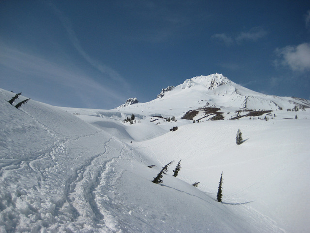 There's plenty to enjoy on and around Mount Hood, even in the waning weeks of winter.