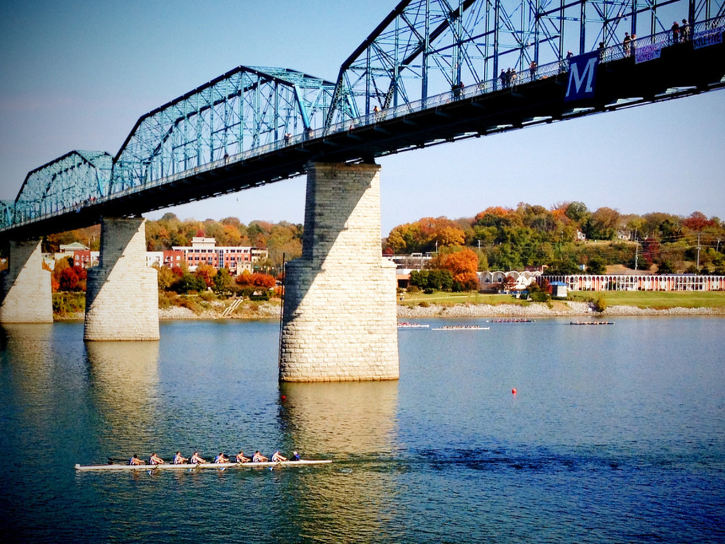 Happening on October 10, there are few better ways to spend a fall day than checking out the Chattanooga Head Race