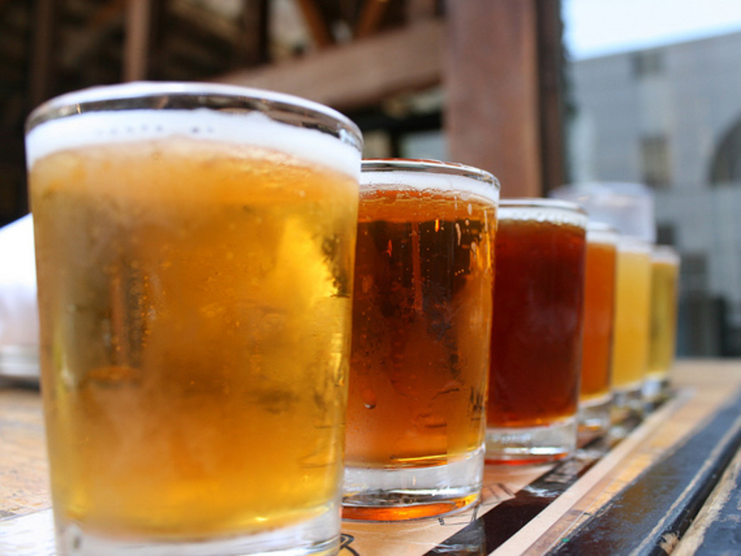 Drink a glass (or few) at the Washington Brewers Festival