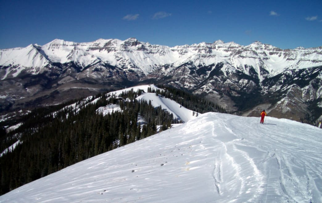 Telluride is on the Southern Colorado Powder Highway