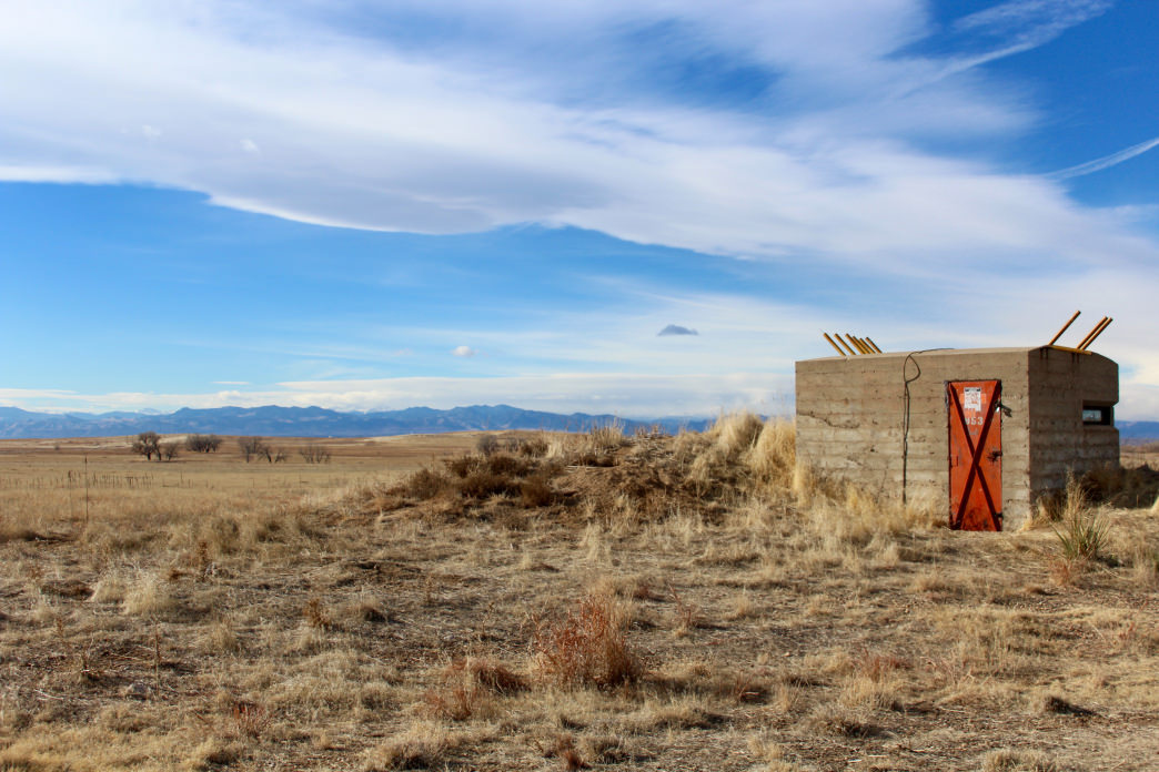 Formerly a weapons production site, Rocky Mountain Arsenal is steeped in history.