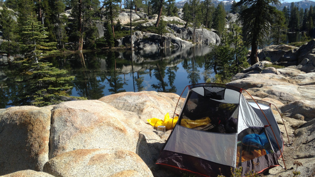 where to go for lastminute backpacking trips in norcal