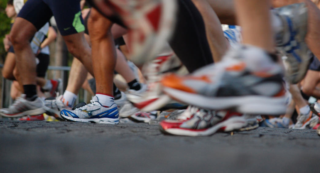 Do some research beforehand to choose a 5K that's right for you.