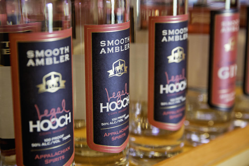 Have an authentic Appalachian drink (or two) at Smooth Ambler.     Go to WV