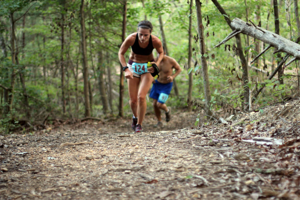 Be sure to run the hills—both up and down—to get ready for longer distances.