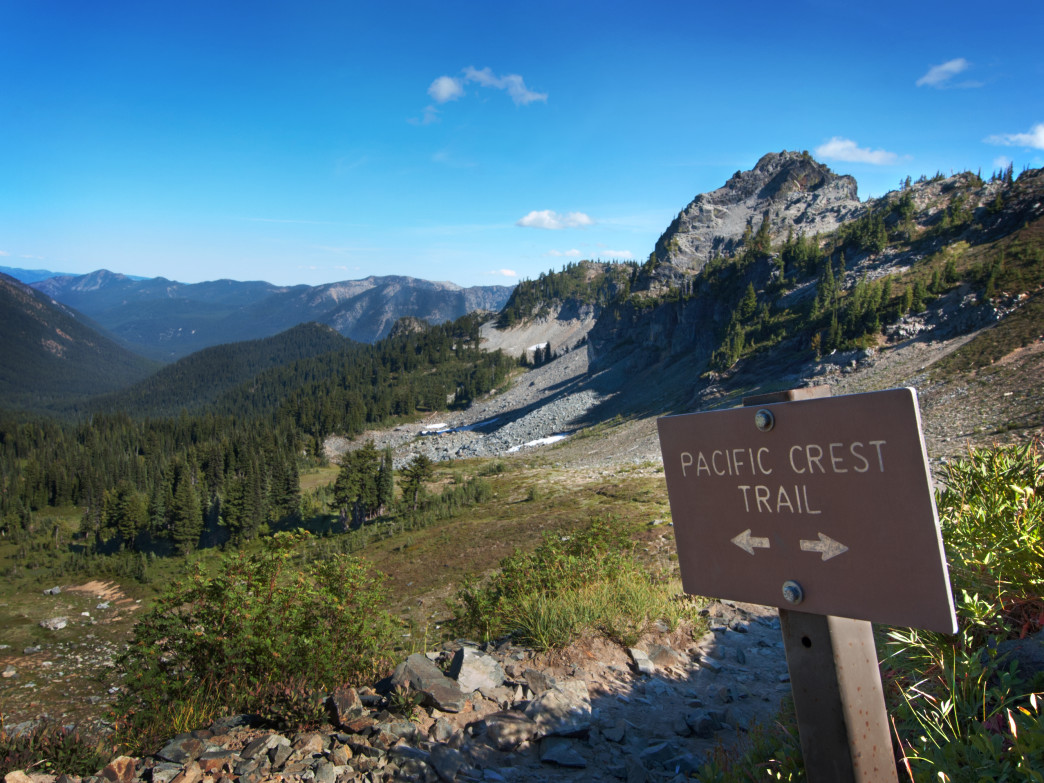 Thru-hike the PCT for 2,659 miles of unforgettable views.