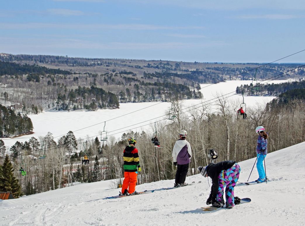 skiing in minnesota map The 8 Best Places To Ski And Snowboard In Minnesota