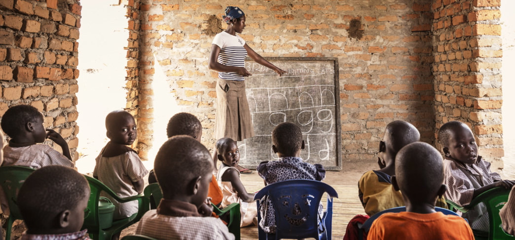Keeping young girls in school is integral to the mission of CAFWA.