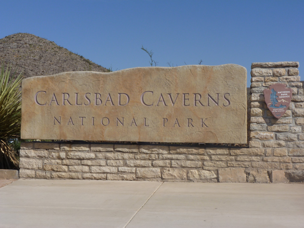 Welcome to Carlsbad Caverns!