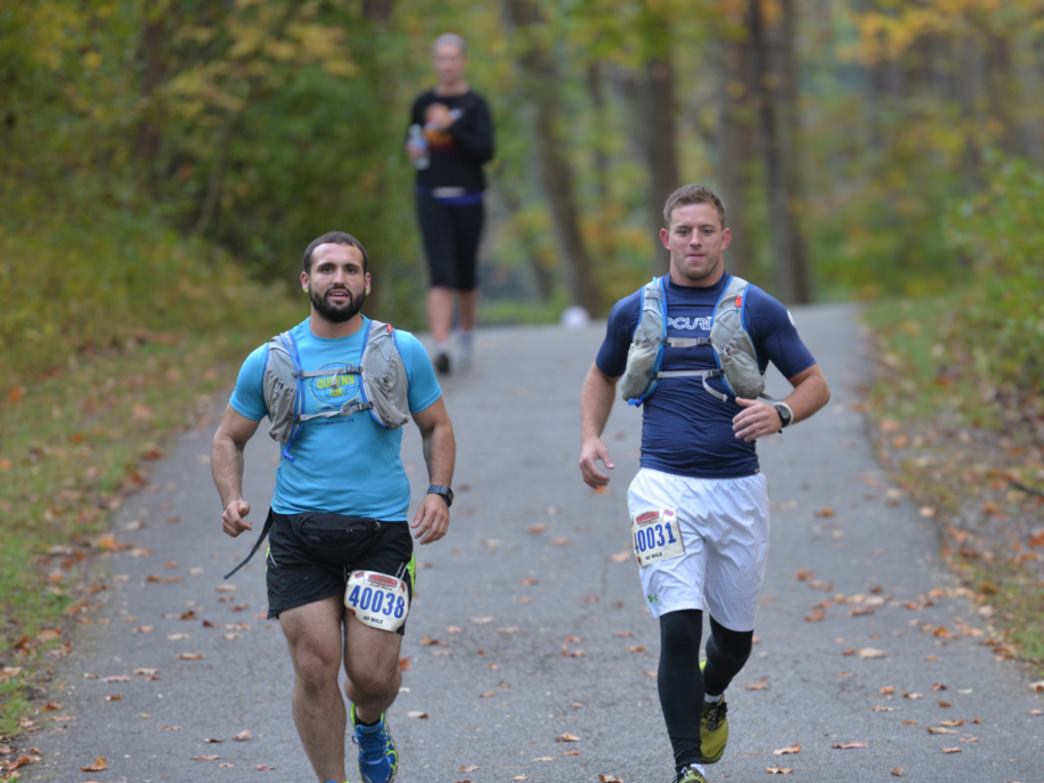 The Carolinas have plenty of options when it comes to fall ultras suitable for the first-timer.