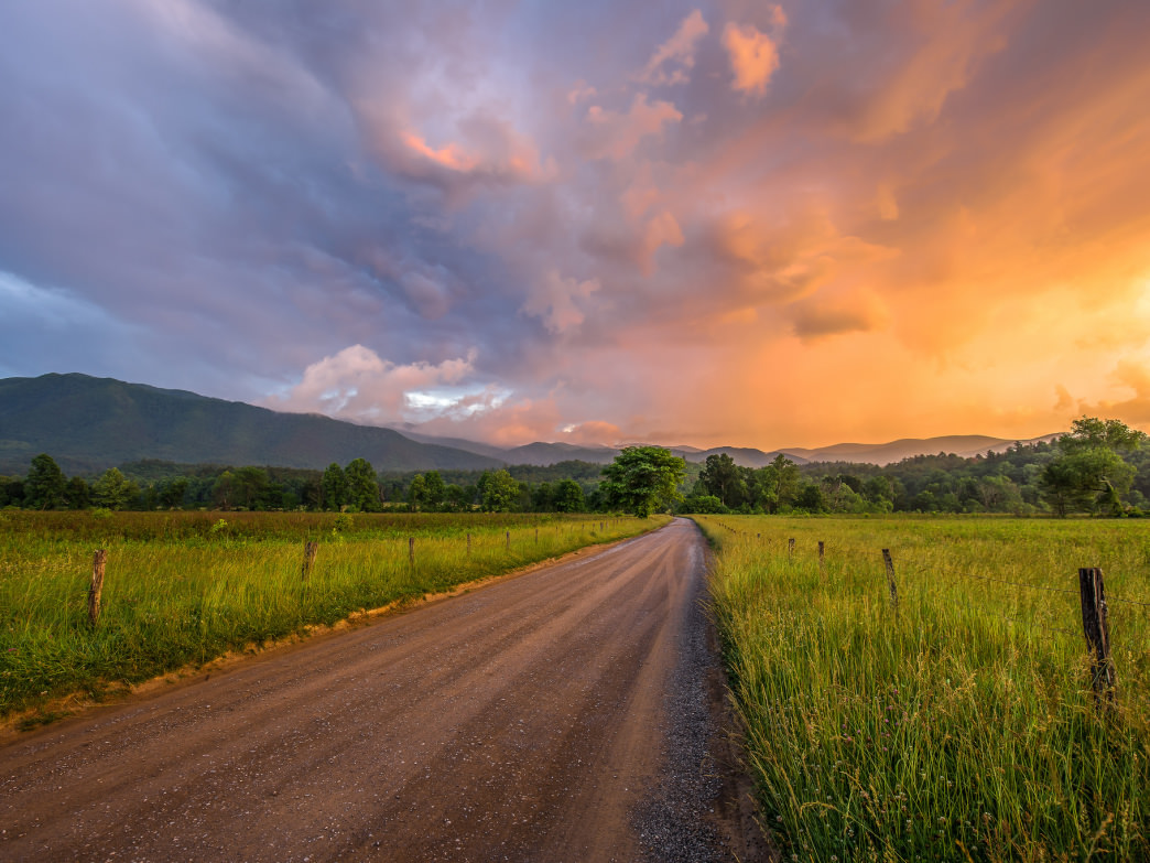 Join us on this picturesque journey to some of Tennessee's most breathtaking sites.