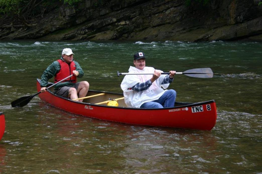 Clinch river flat water paddling for Clinch river fishing