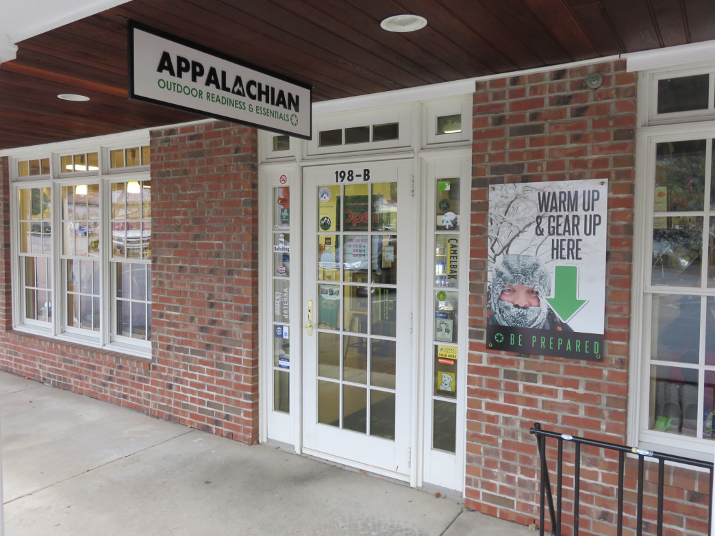 Appalachian Outdoor Readiness & Essentials is located in Purcellville, Va., 8 miles from the Appalachian Trail.