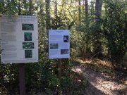 Wildlife Signs at Monte Sano State Park