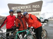 Image for Independence Pass Cycling