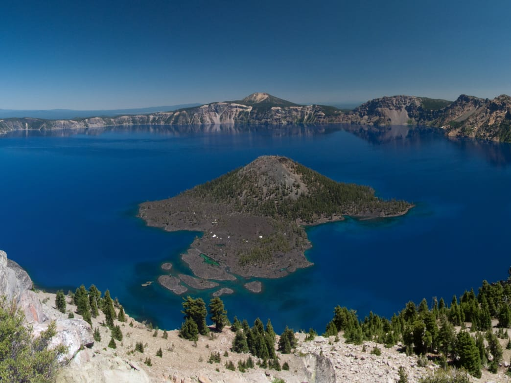 Oregon's Crater Lake offers a one-of-a-kind experience for visitors.