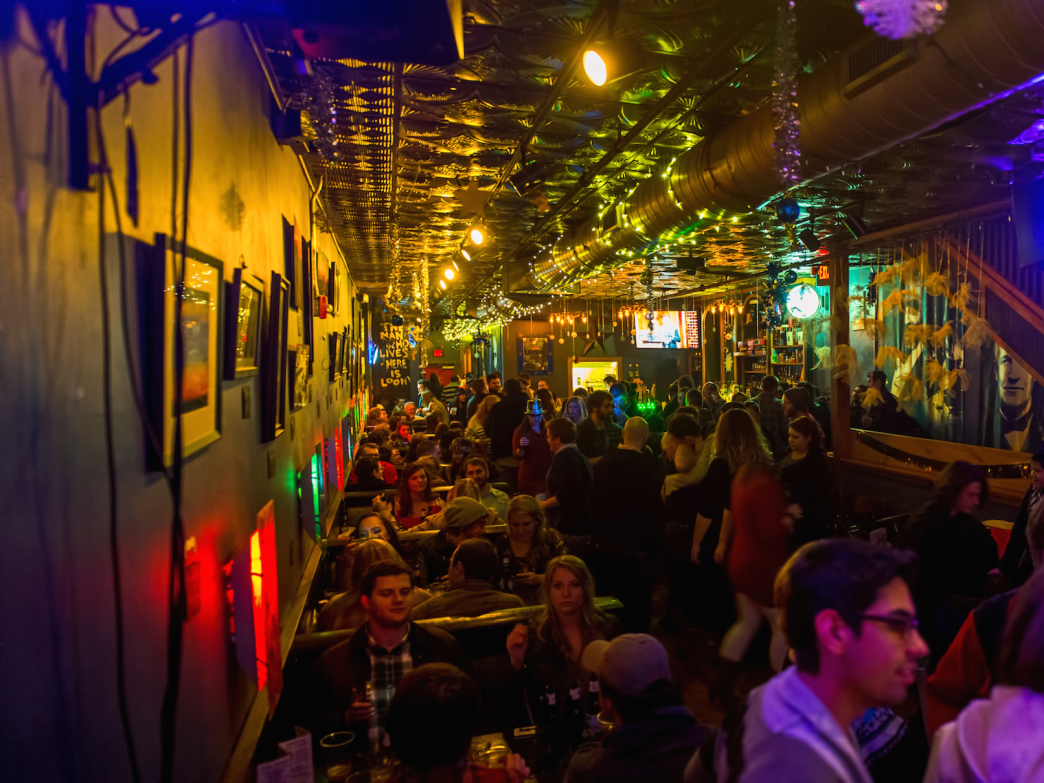 Preservation Pub has become one of Knoxville's top spots for drinks and music.