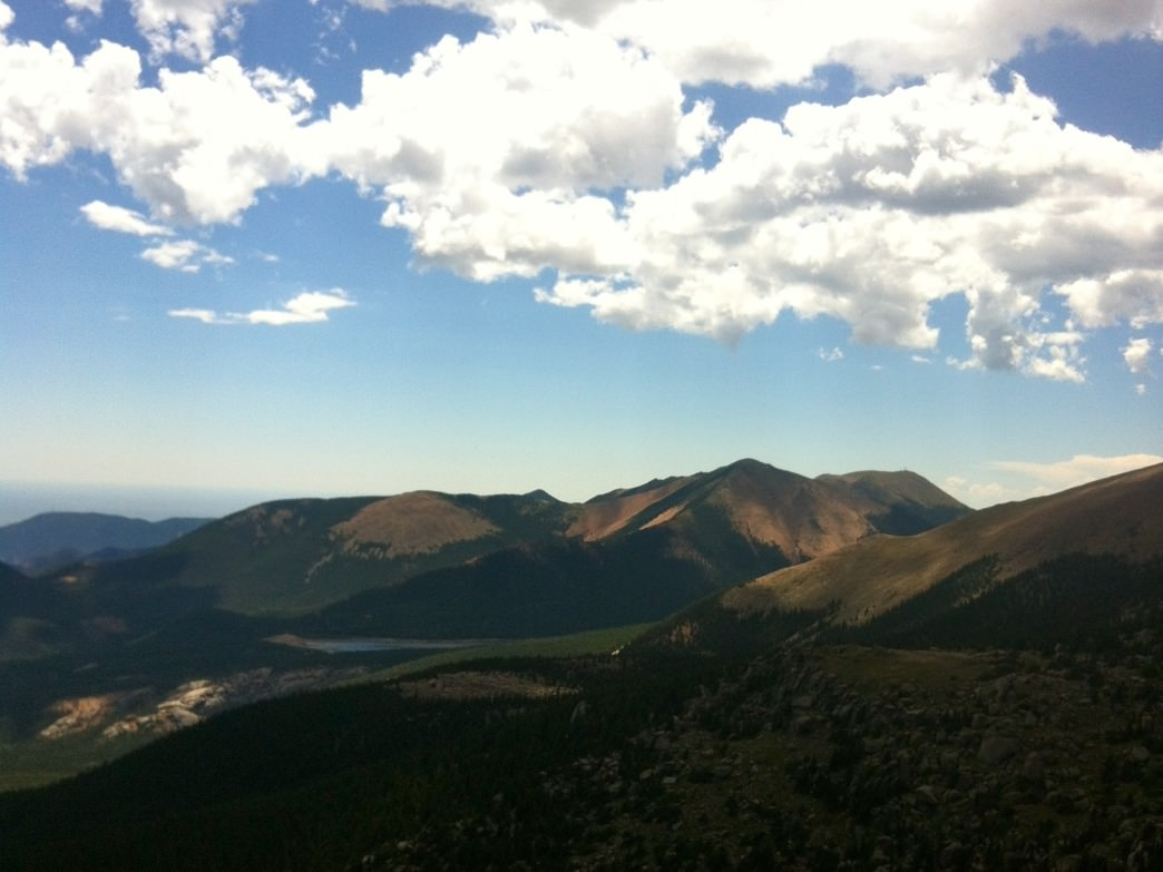 The views from the Ascent and Marathon trail are pretty dreamy.