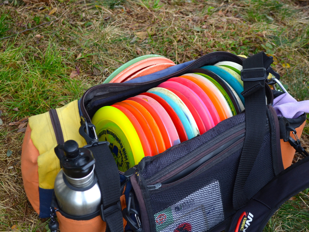 Grab some discs, some buddies, and some beers for a fun afternoon.