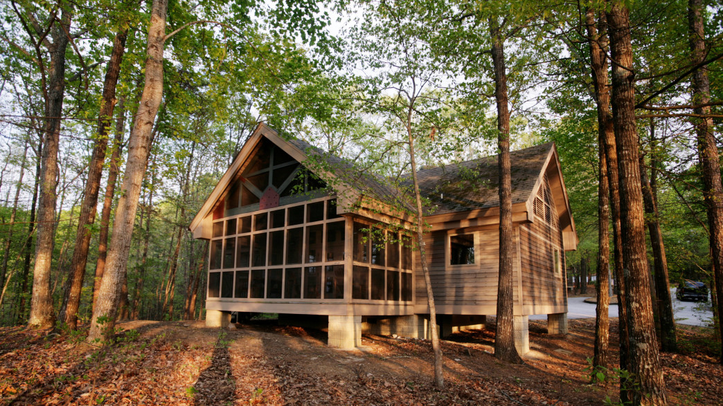 8 fantastic cabins in south carolina state parks