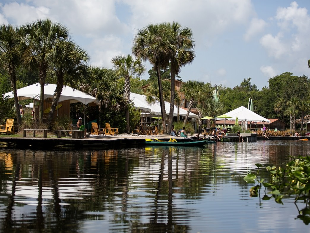 Wekiva Island is a great place to cool off with plenty of outdoor fun.