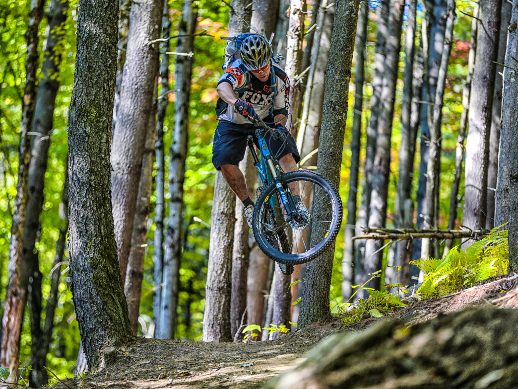 Cady Hill Forest Mountain Biking