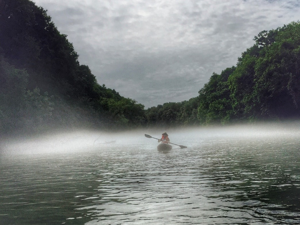 The Chattahoochee River offers something for every paddler.