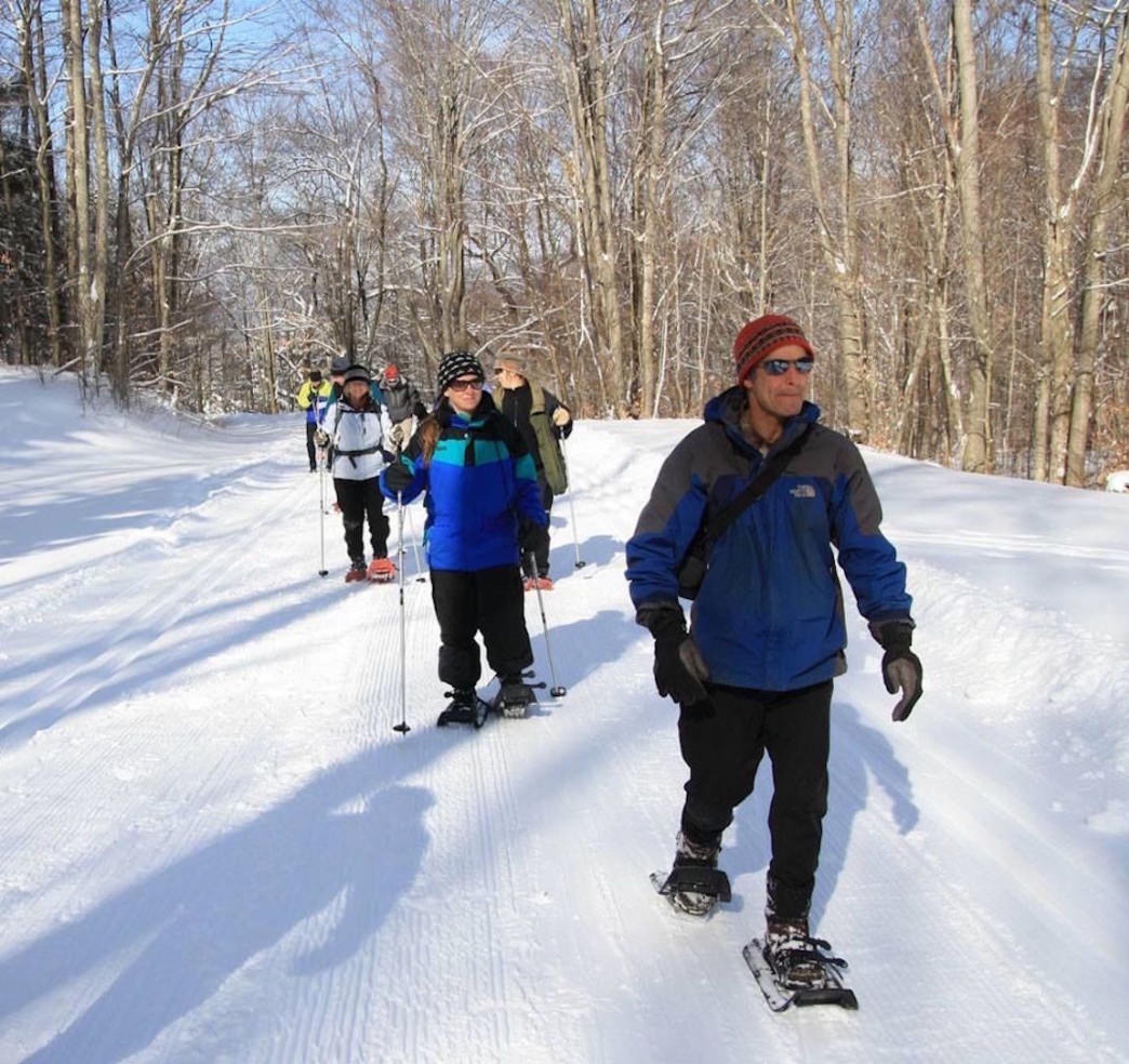 There's much more than just skiing offered at White Grass.