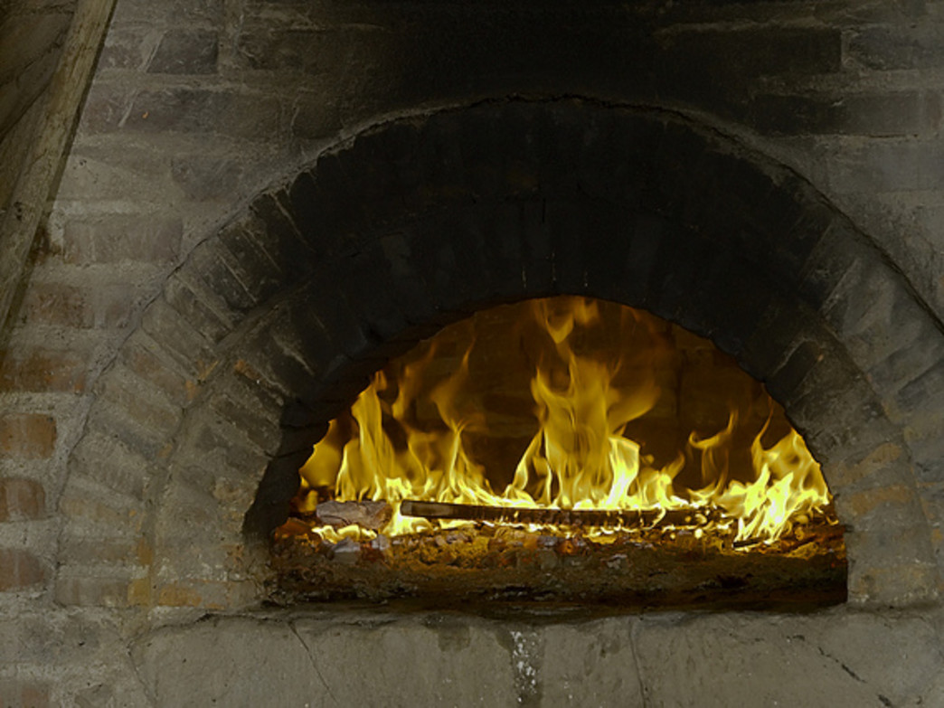 Much like firebrick ovens in France, Saint Honoré Boulangerie uses clay for authenticity and better baked goods.