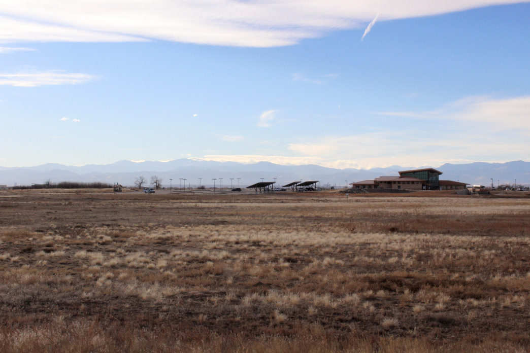 The gorgeous new Rocky Mountain Arsenal Visitor Center opened in 2011 and features historical and ecological exhibits.