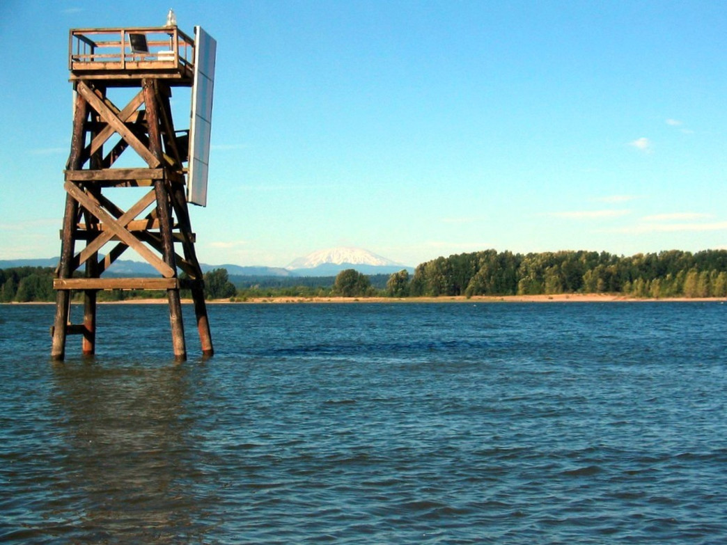 Summer at Sauvie Island—arguably the best time to go.