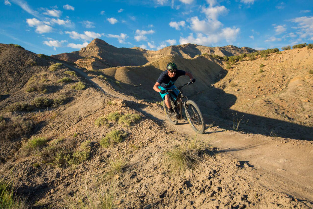 Mountain biking and bikepacking are popular on the Kokopelli Trail, but it's hikeable, too.